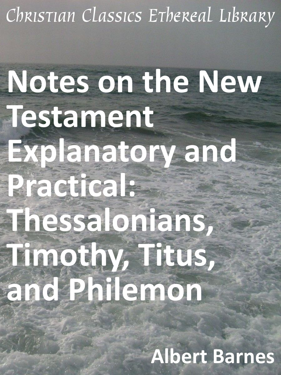 barnes notes on the bible pdf