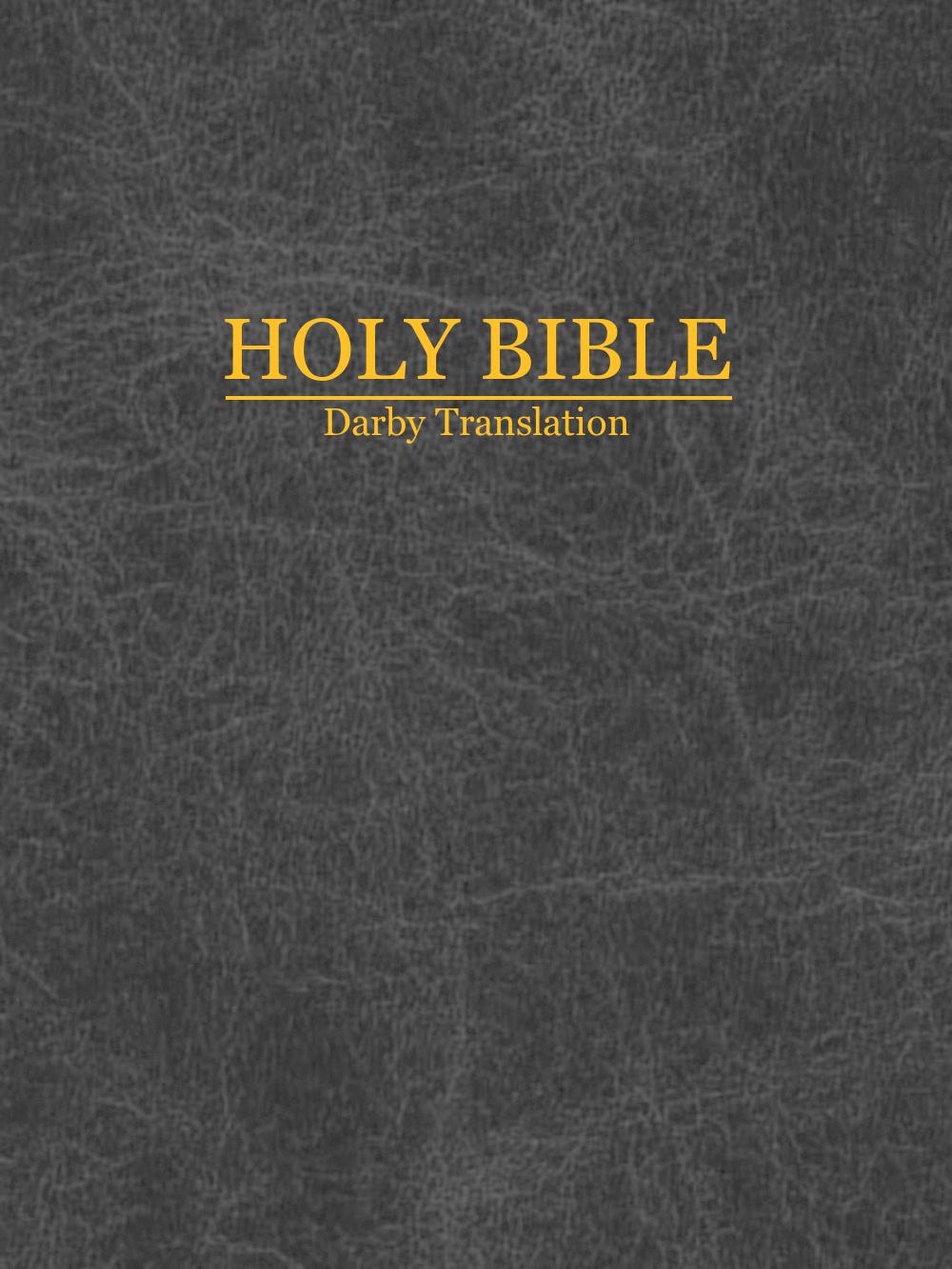 Holy Bible Darby Translation Christian Classics