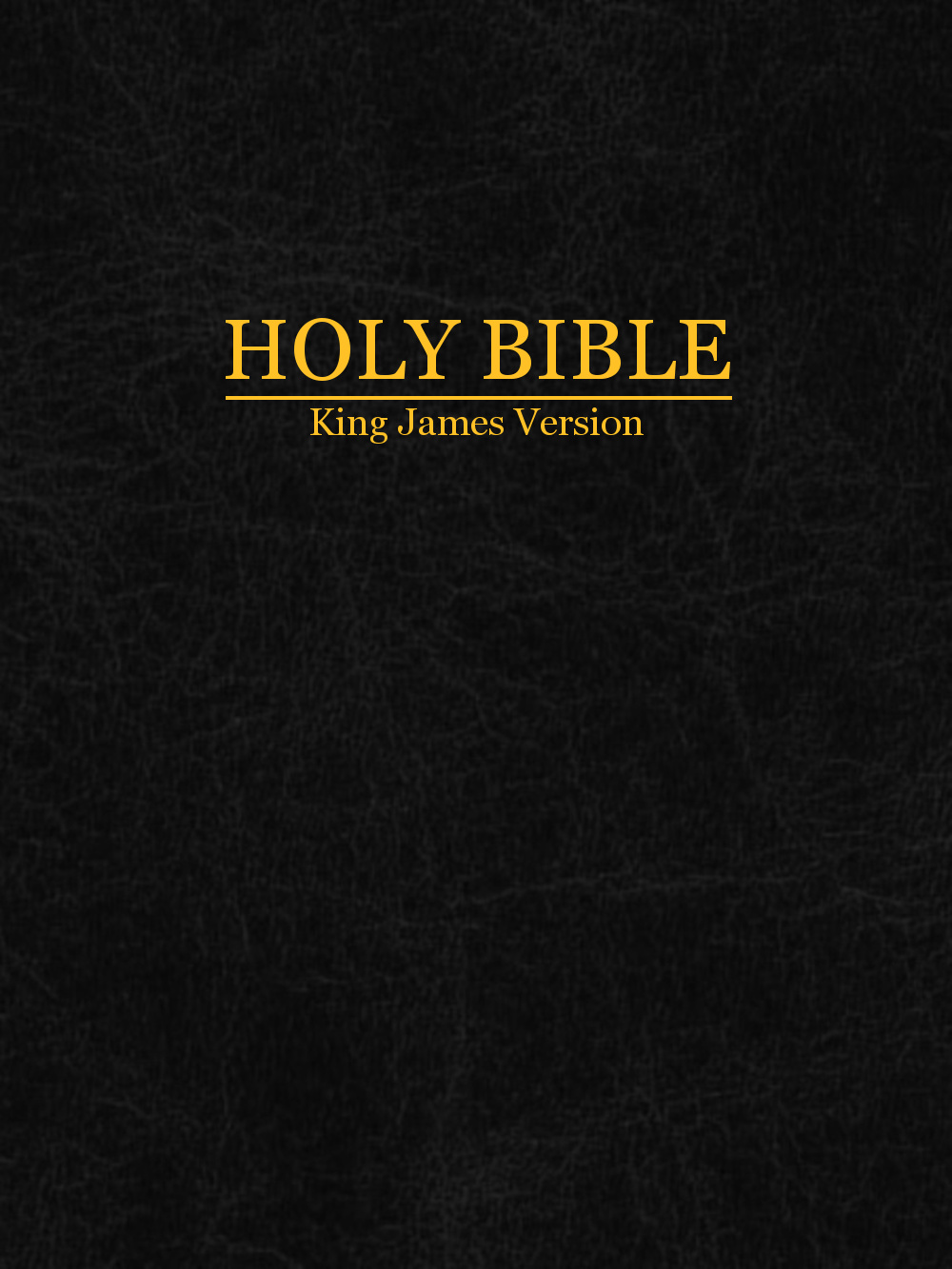 an introduction to the king james version of the holy bible This attractive, paperback edition of the holy bible (king james version)  each  book has an introduction/background, and each page has subject headings.