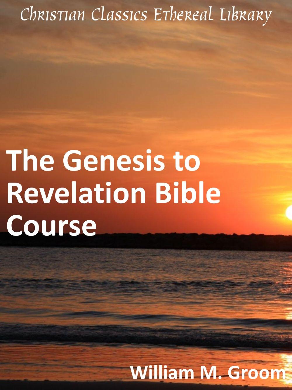 photo regarding Printable Revelation Bible Study called Genesis in direction of Revelation Bible Training course - Christian Clics