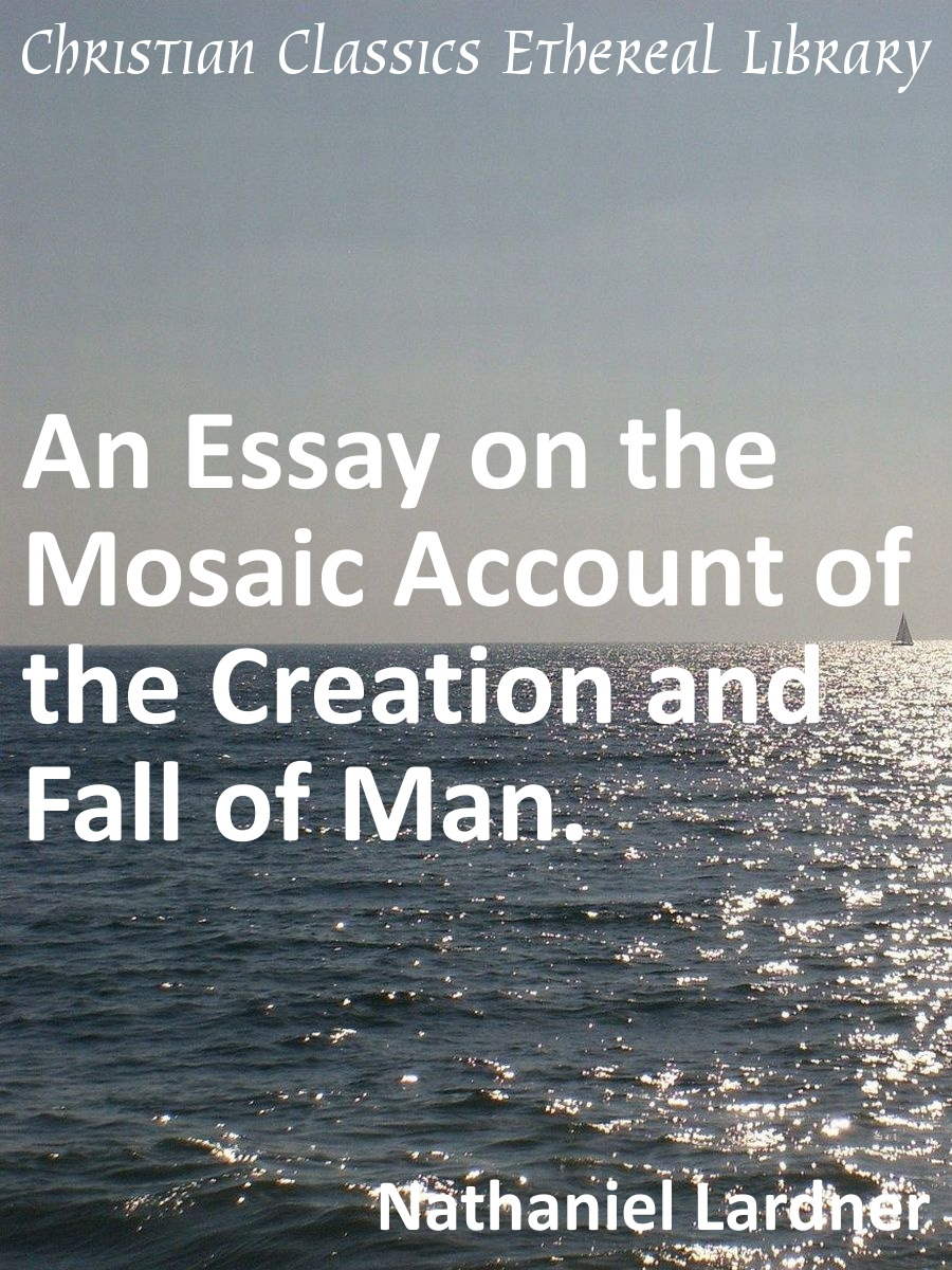 creation and the fall essay
