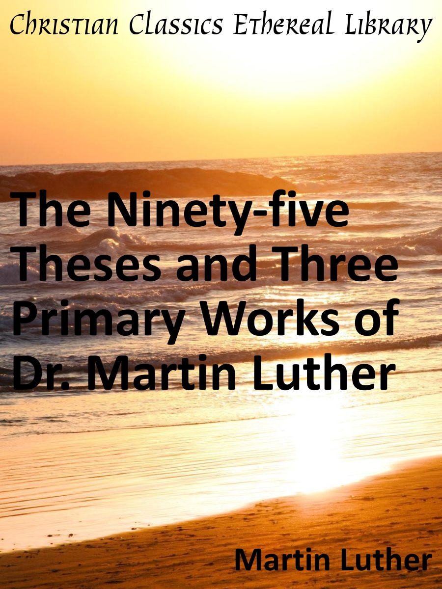 ninety-five theses essay