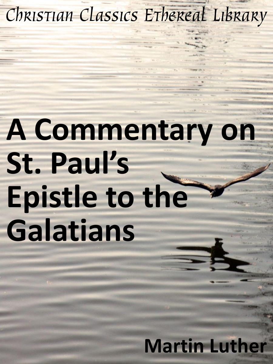 paul s letter to the galatians commentary on st paul 39 s epistle to the galatians 23916 | galatians