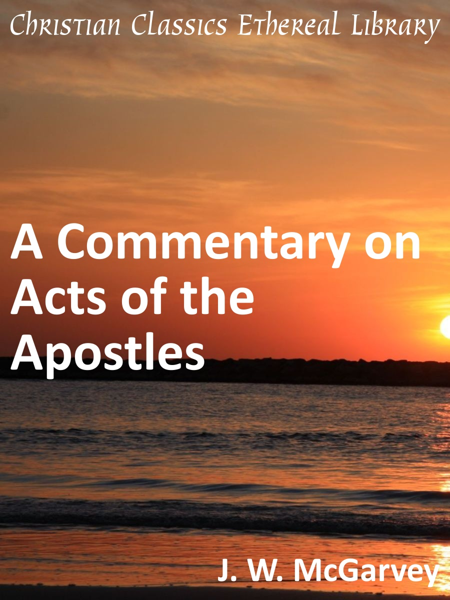 Acts of the Apostles: interpretation of the book