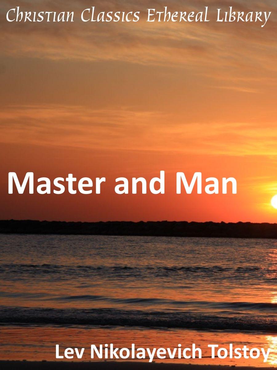 master and man tolstoy summary