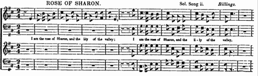 The Southern Harmony, and Musical Companion (New ed. thoroughly rev. and much enl.) page 485